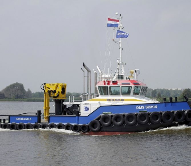 DAMEN SHIPYARDS, 2020 EXHIBITOR