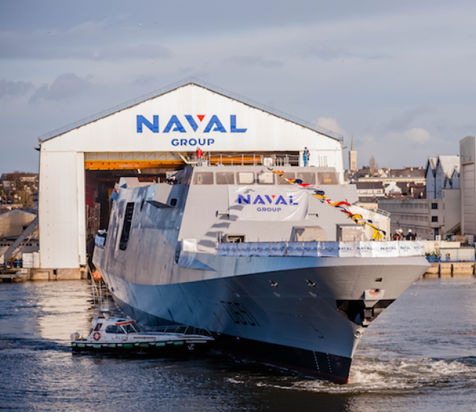 NAVAL GROUP, 2019 PARTNER