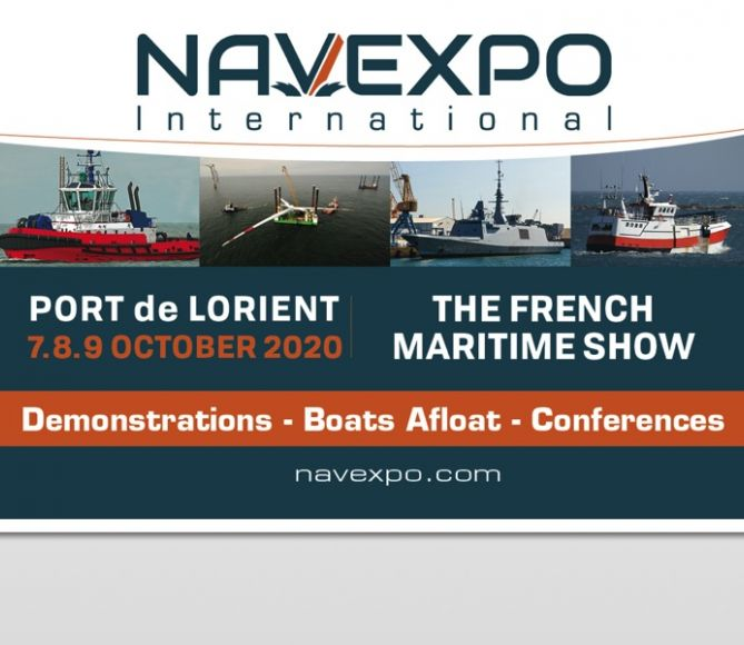 NAVEXPO 2020 POSTPONED IN OCTOBER